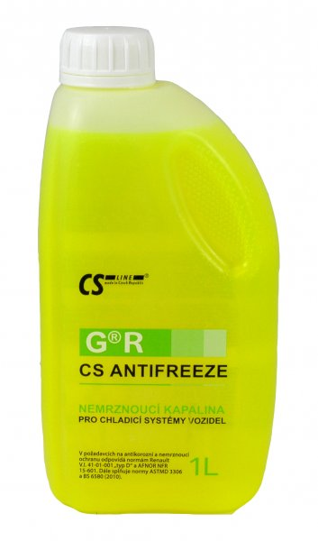 CS ANTIFREEZE GR  1l