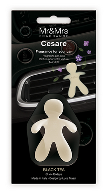 CESARE Mr&Mrs  Black Tea