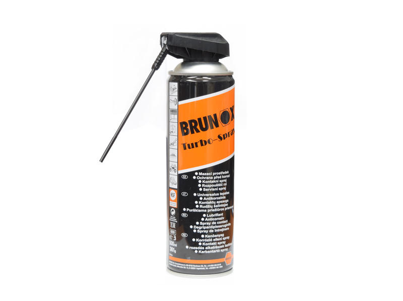 Brunox Turbo spray 500ml
