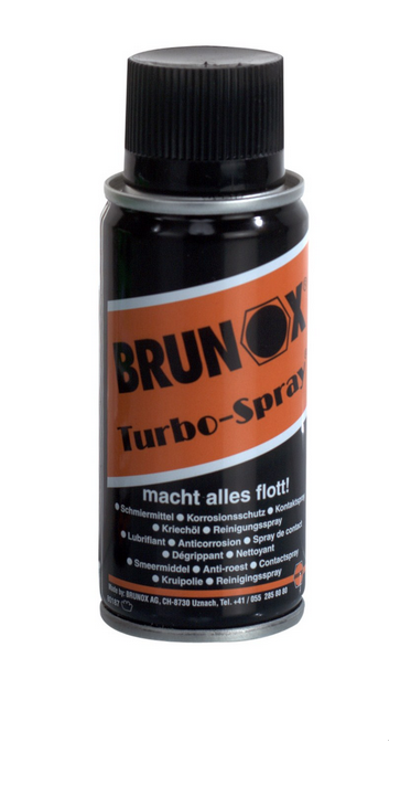Brunox Turbo spray 100ml
