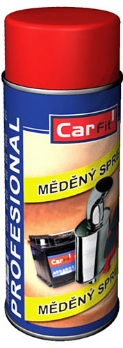 Carfit  Měděný spray
