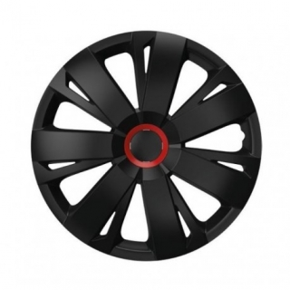 Poklice Energy Black Red Ring RC  15""